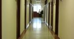 Istenhegyi klinika folyosó